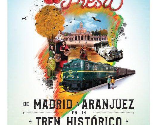 El Tren de la Fresa 2017 arranca con nuevos paquetes turísticos