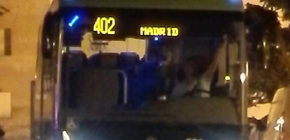 El PAU de la Montaña ya dispone de transporte público nocturno entre Aranjuez centro y Madrid
